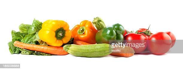 野菜の配列