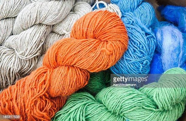 Vegetable Dyed Wool