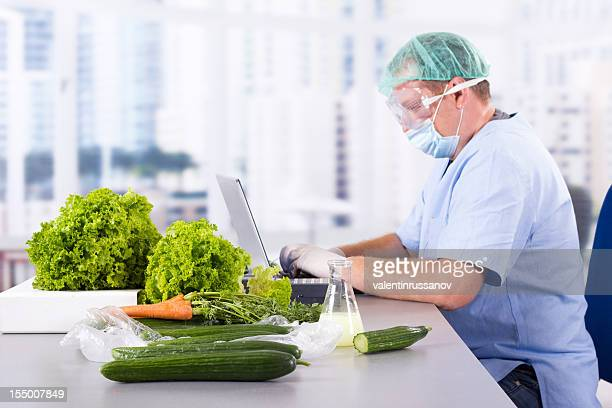 Vegetable laboratory