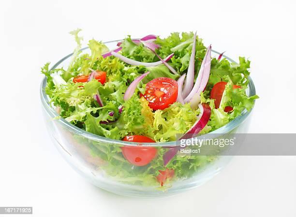 salada de legumes - saladeira - fotografias e filmes do acervo