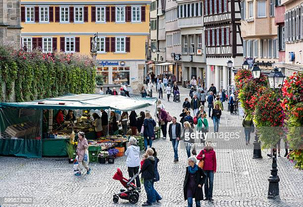 Vegetable Stand in Tübingen