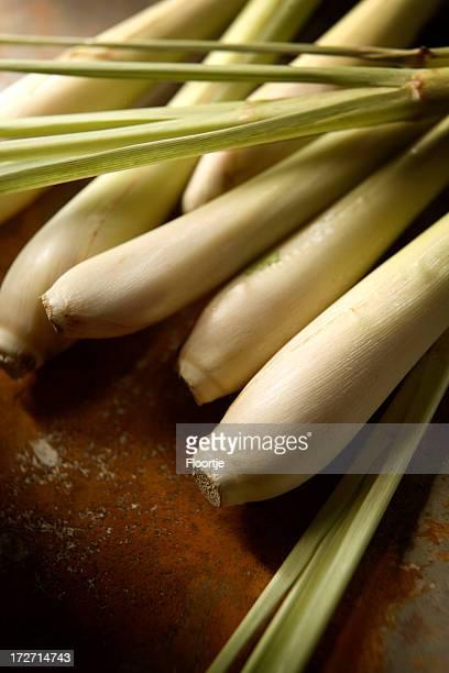 Vegetable Stills: Lemon Grass
