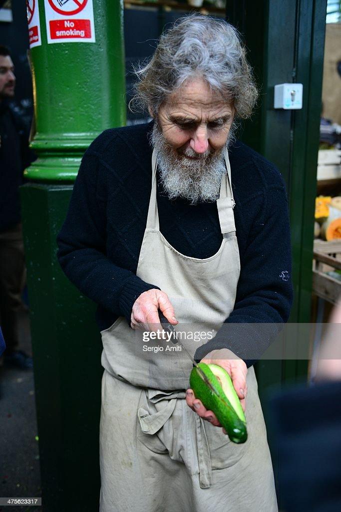 Borough Market : Fotografía de noticias