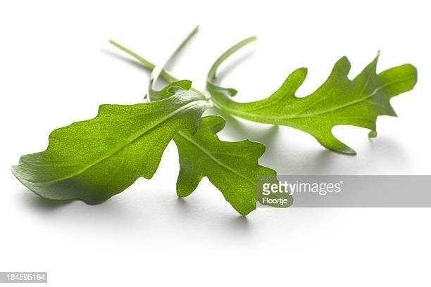 Produtos hortícolas: Rúcula Alface