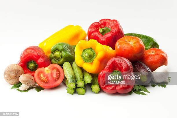野菜の構成