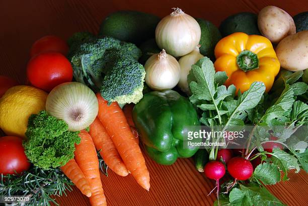 Vegetables in Season