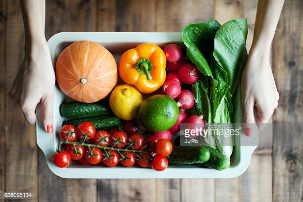 vegetables - vegetarian food stock pictures, royalty-free photos & images