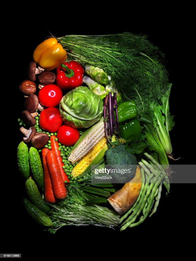 Vegetables : ストックフォト