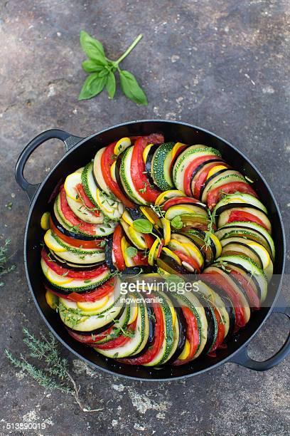 Vegetables Ratatouille