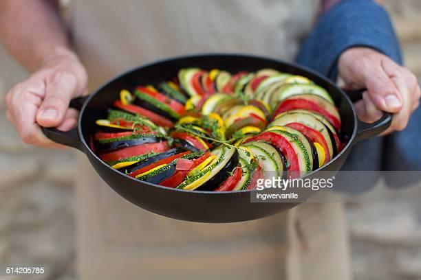 Vegetables tian