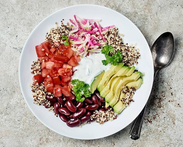 Vegetarian Dish Wall Art