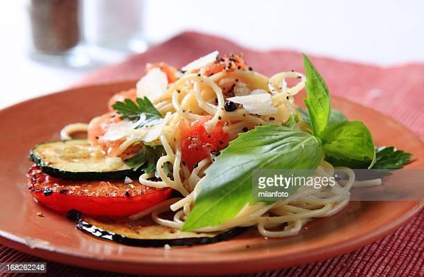 pasta vegetariana Ricetta