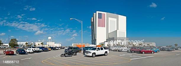 Vehicle Assembley Building Cape Canaveral