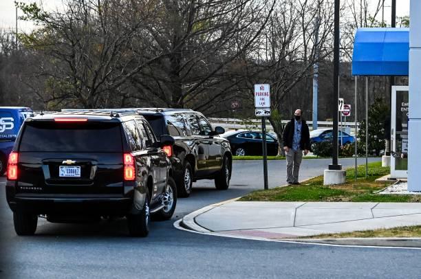 DE: President-Elect Biden Visits Orthopedist After Injuring Ankle