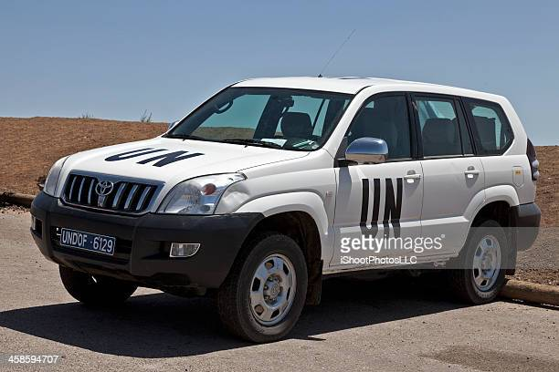 un vehicle - peacekeeping stock pictures, royalty-free photos & images