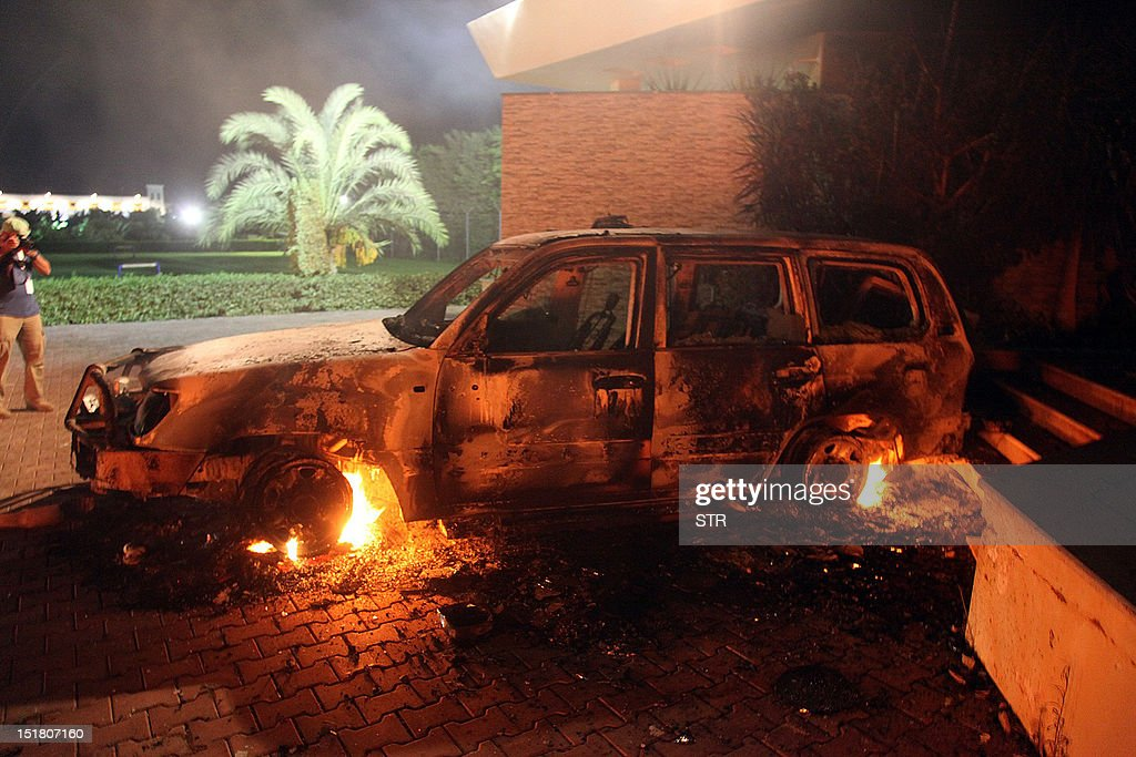 US Consulate Attack In Benghazi : News Photo