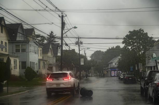 NY: Isaias Weakens Into A Tropical Storm