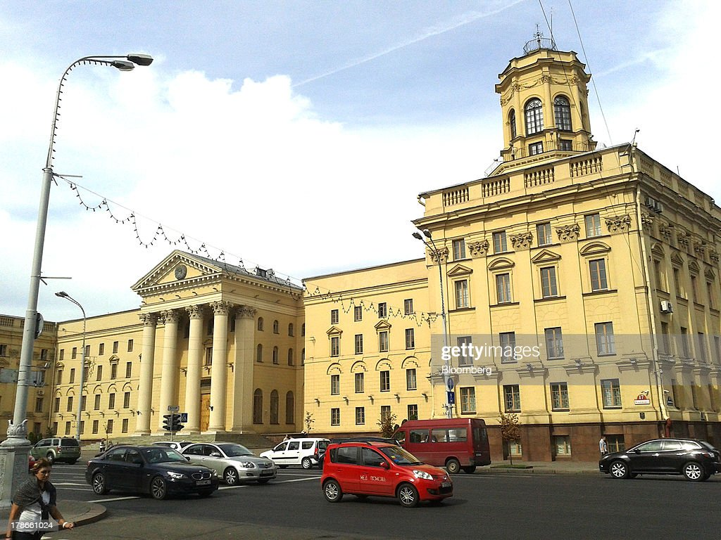 Russia Presses Belarus To Free Potash Chief Executive Officer : News Photo