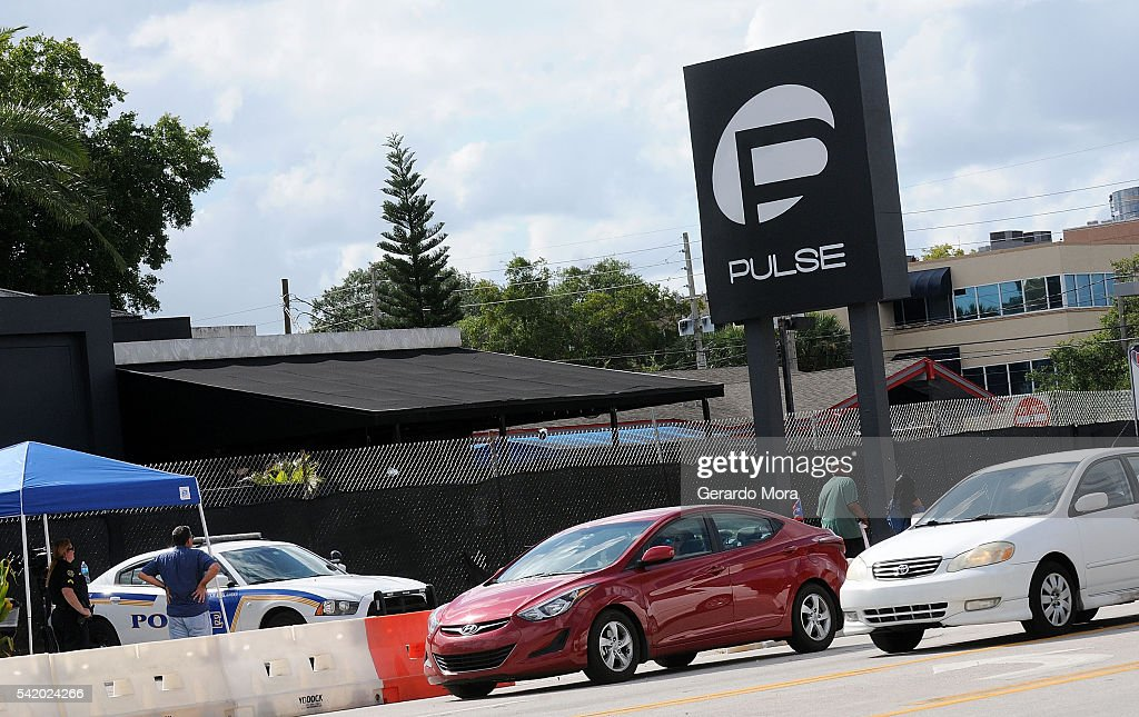 Orlando Community Continues To Mourn Deadly Mass Shooting At Gay Club Pulse : News Photo