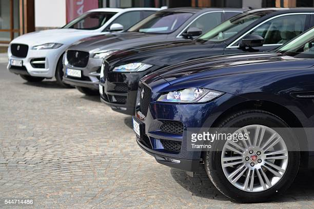 SUV vehicles from Jaguar