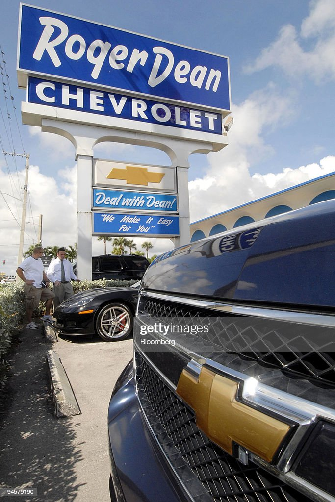 Vehicles On Sale At Roger Dean Chevrolet In West Palm Beach Florida