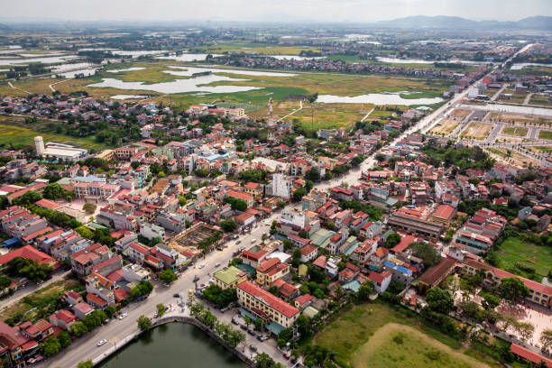 VNM: Shifting Global Supply Chains Creates Boomtowns in Rural Vietnam