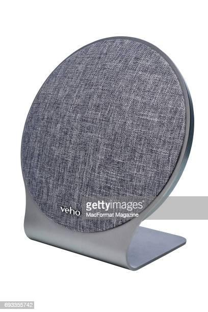 A Veho M10 Bluetooth speaker taken on November 25 2016