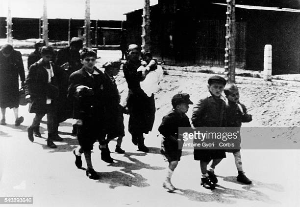 Vel d'Hiv deportation: in the night of 15th and 16th July 1942, 9000 policemen and French officers arrested in Paris and in the suburbs 12884 Jews...