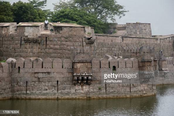 Vellore Fort complex, is a large 16th Century fort situated