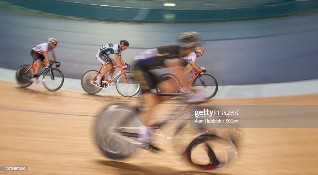 Velodrome : Stock Photo