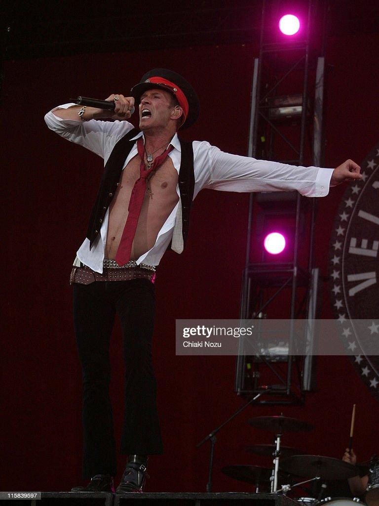 Velvet Reolver during Download Festival 2007 - Day 1 at