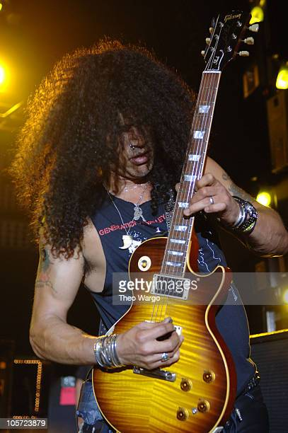 Velvet Revolver during Grand Opening of The Hard Rock Cafe in Times Square at Hard Rock Cafe Times Square in New York City New York United States