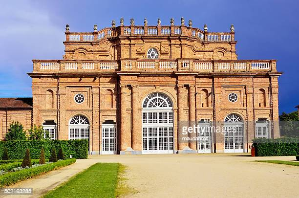 venaria real - venaria reale stock photos and pictures