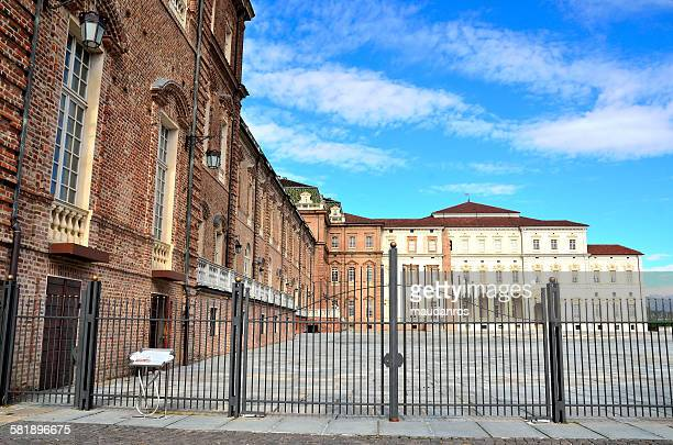 venaria reale - venaria reale stock photos and pictures