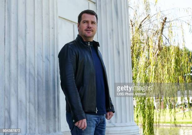 'Vendetta' Pictured Chris O'Donnell Callen and Sam join forces with Anna Kolcheck and the Bureau of Alcohol Tobacco and Firearms when Arkady Kolcheck...