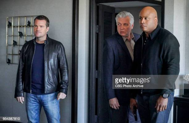 'Vendetta' Pictured Chris O'Donnell Vyto Ruginis and LL COOL J Callen and Sam join forces with Anna Kolcheck and the Bureau of Alcohol Tobacco and...