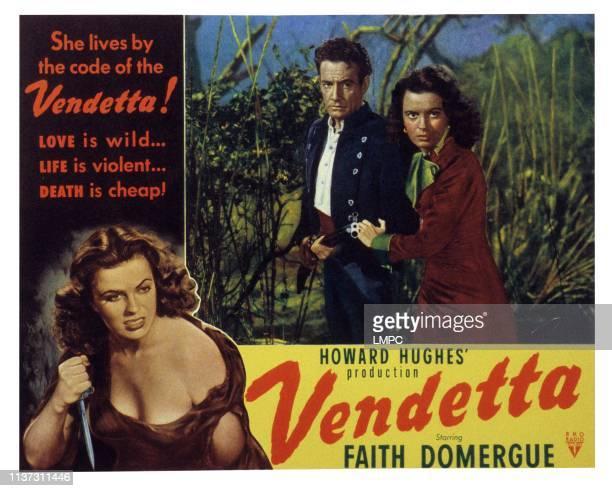 George Dolenz Faith Domergue 1950