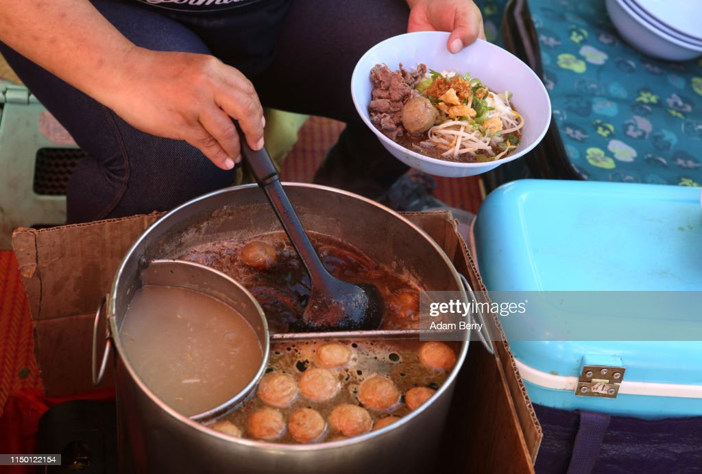 DEU: Locals Demand Shutdown Of Thaipark Street Food Gatherings