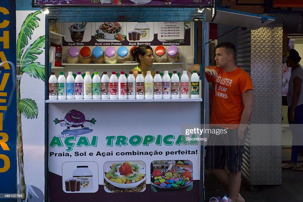 Brazilâs Economy On Hold As Political Crisis Deepens : News Photo