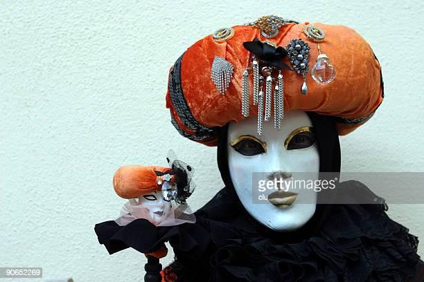 máscara de carnaval veneciano - véneto fotografías e imágenes de stock