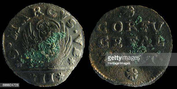 Venetian colonial gazzetta of the Ionian Islands 17101724 Private Collection Artist Numismatic West European Coins