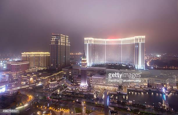 CONTENT] Venetian famous casino at Macau