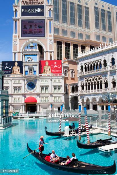 Hôtel et Casino Venetian en journée