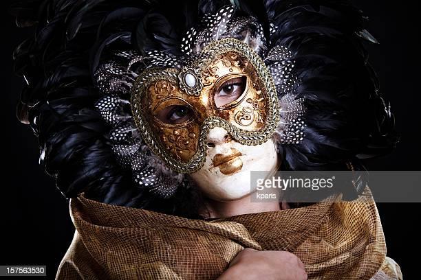 máscara de veneza - mascara carnaval imagens e fotografias de stock