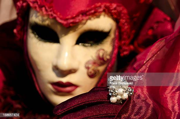 Venetian masks are a centuriesold tradition of Venice Today the masks are only worn during the Carnevale but have been used on other occasions in the...