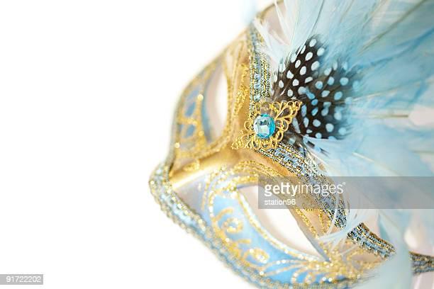 Venetian masquerade eye mask