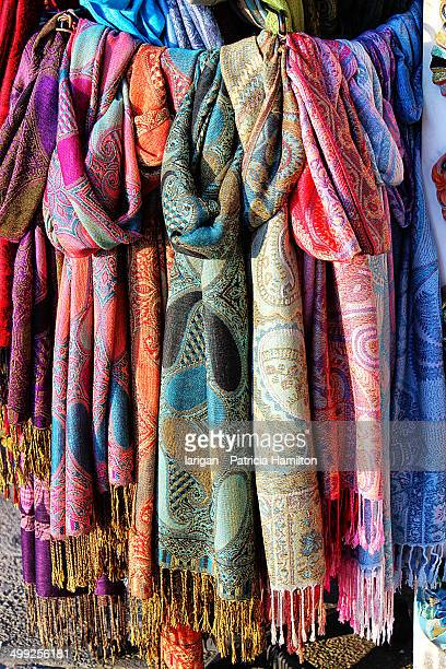 Venetian silk scarves