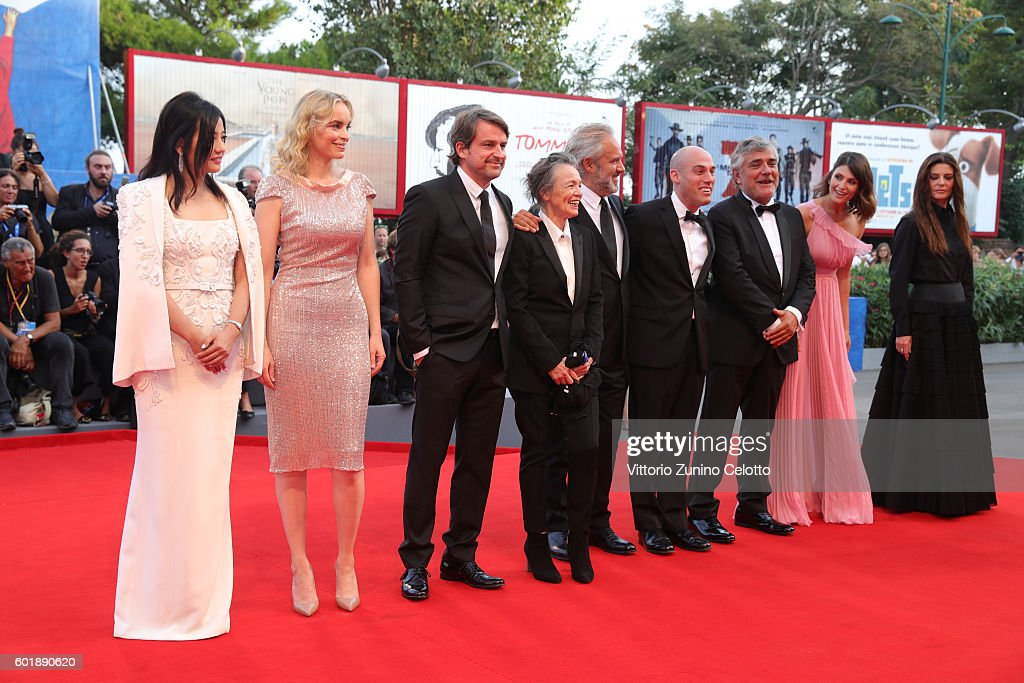 Closing Ceremony - Arrivals - 73rd Venice Film Festival