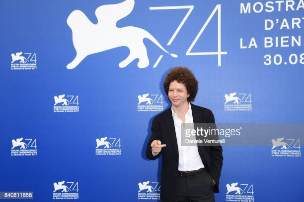 'Venezia 74' jury member Michel Franco attends the Jury photocall during the 74th Venice Film Festival at Sala Casino on August 30 2017 in Venice...