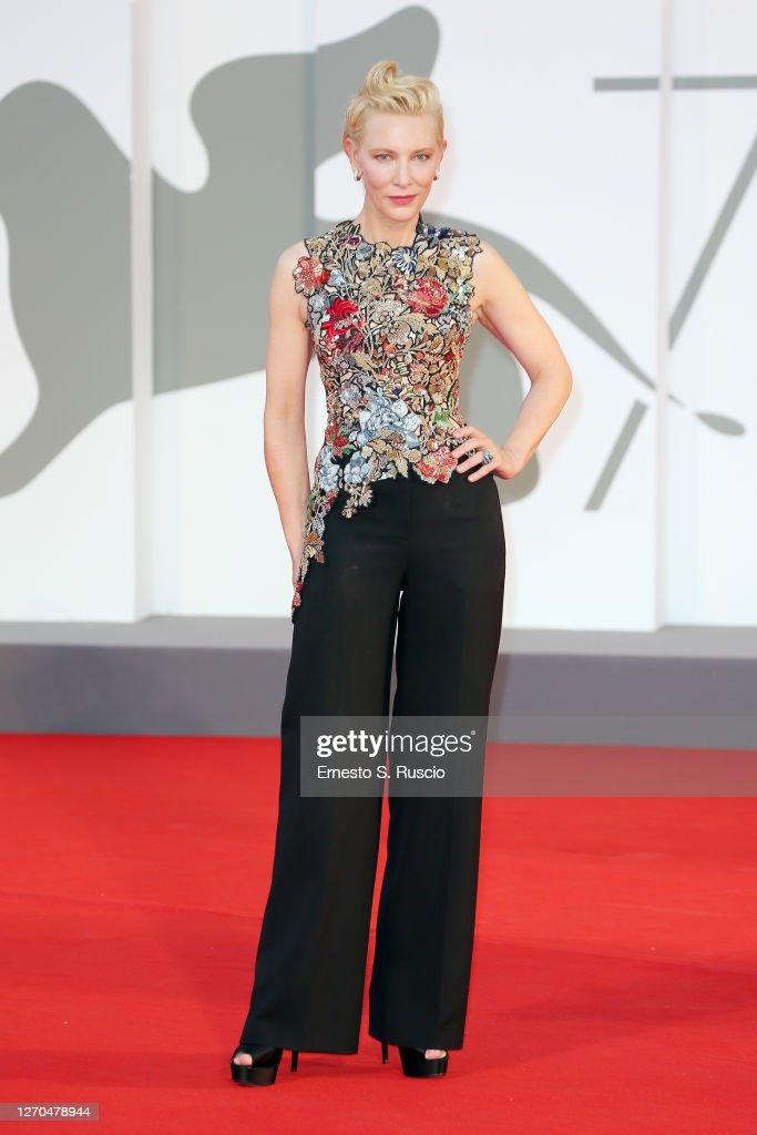 """Amants"" Red Carpet - The 77th Venice Film Festival : News Photo"